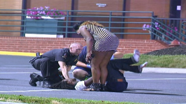 8 Injured After Gaithersburg Melee