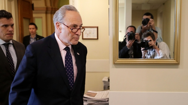 Democrats Herald Agreement on Sweeping Russia Sanctions Bill