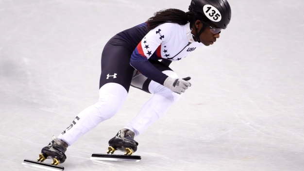 Maame Biney Is Still Smiling, Even After Olympic Loss