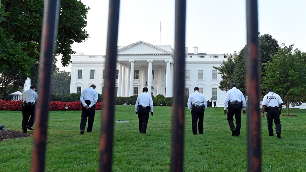 Accused White House Intruder to Appear in Court