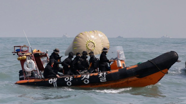 Confusion Turned Deadly as S. Korea Ferry Sank