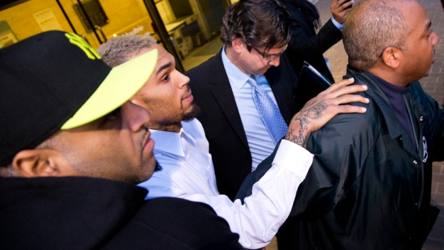 Chris Brown in DC Court Tuesday; Plea Deal In Works