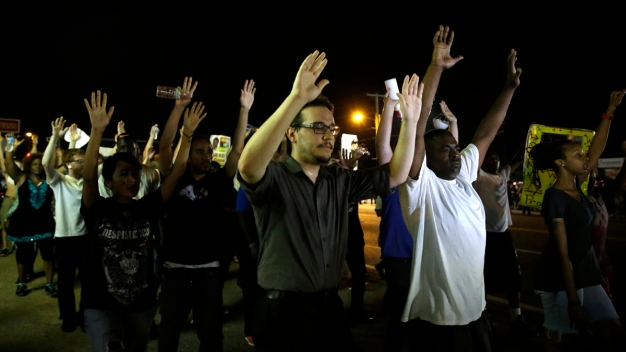 Elders, Clergy Help Bring Calm to Ferguson Protests