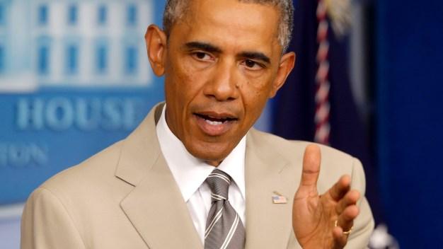 Obama on ISIS: