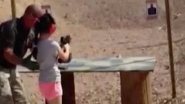 Family of Uzi Mishap Victim Doesn't Blame Girl