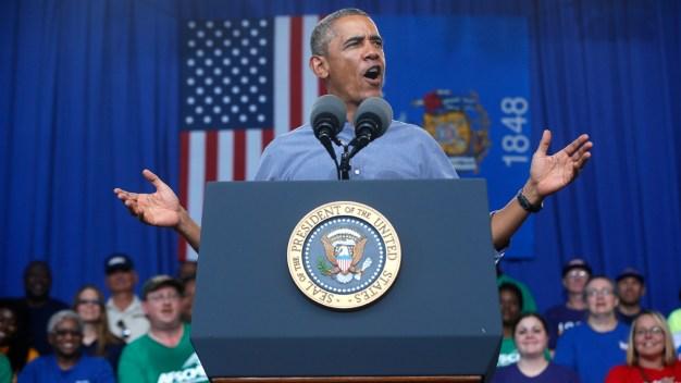 Obama: Congress Says