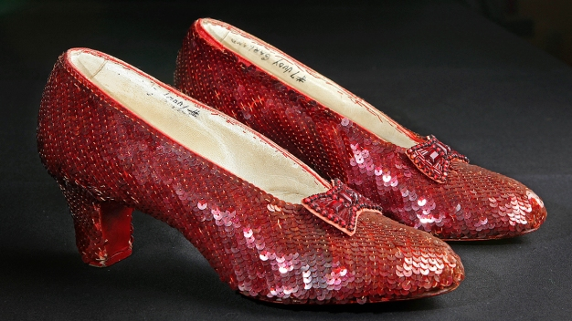 Ruby Slippers to Go Back on Display at Smithsonian Museum