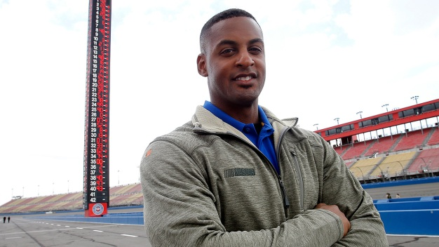 Hamilton Makes NASCAR History as First Black Race Director