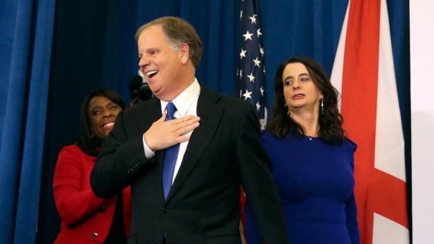 Democrat Jones Apparent Upset Winner in Ala. Senate Race