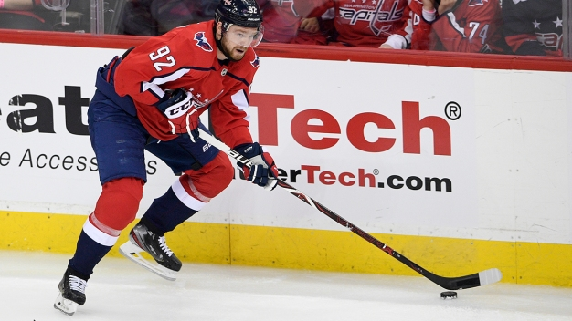 Capitals' Kuznetsov Suspended for 3 Games After Cocaine Test