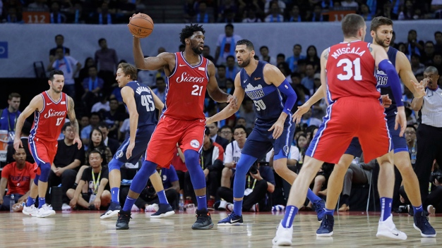 'Our Fans Are Everywhere': NBA Still Growing Internationally