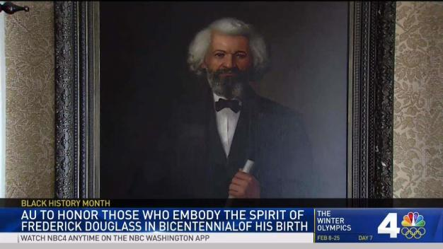American University to Honor Someone in Douglass' Memory