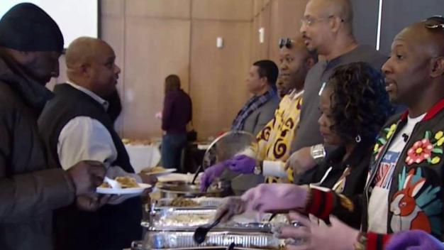 All Are Welcome at Common Unity Dinner in Silver Spring