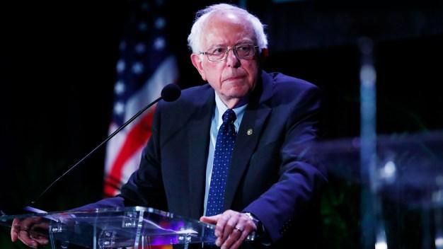 Sanders, Progressives Unveil Bill to Cancel Student Debt