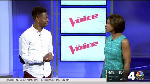 Arlington Teacher Sings on 'The Voice'