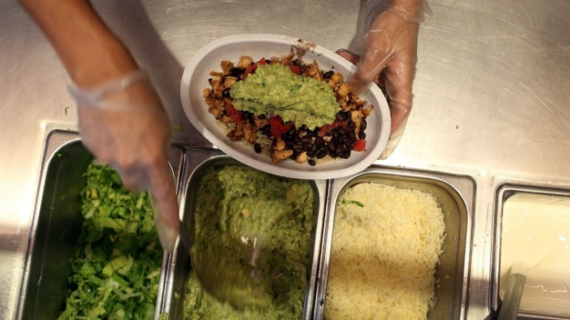 Chipotle Says Sick Employee Led to 135 Illnesses in Virginia