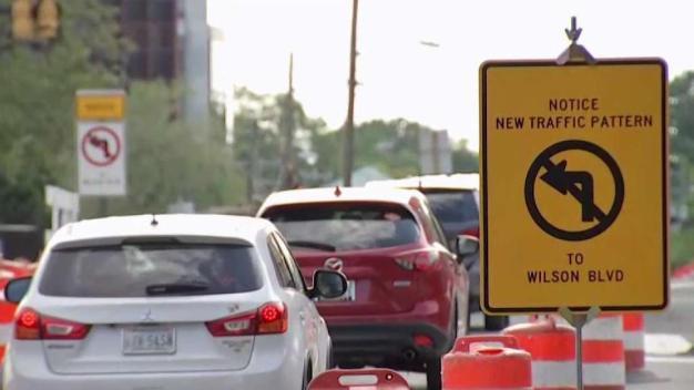 Clarendon Circle Poses Serious Driving Hazard in Virginia