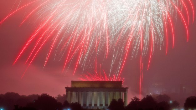 Your Fourth of July Fireworks Finder