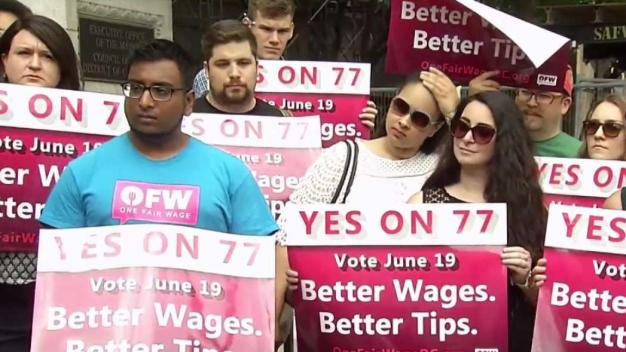 DC Council Could Reject Will of People on Minimum Wage