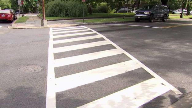 DC Crosswalks Get New Design to Improve Safety