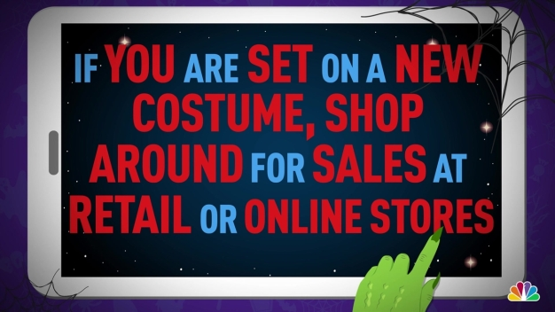Tips for Saving Money on Your Halloween Costume