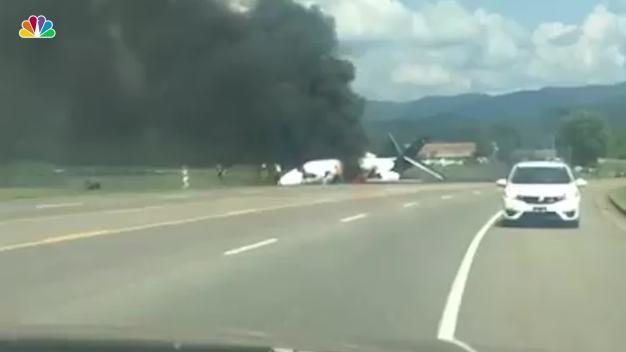 NASCAR Legend Dale Earnhardt Jr., Family Survive Plane Crash