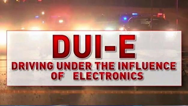 'DUI-E' Law Takes Aim at Using Phones While Driving