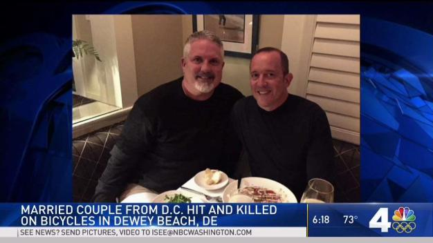 'Devastated': Dewey Beach Crash Killed DC Newlyweds