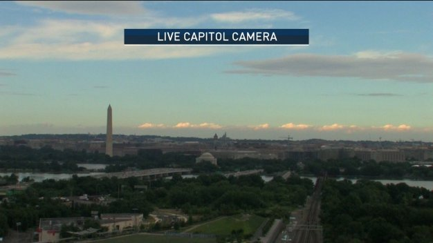 Sweltering Humidity, Some Showers to Stick Around
