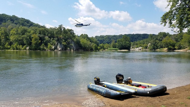 Body Pulled From Potomac River Near Great Falls