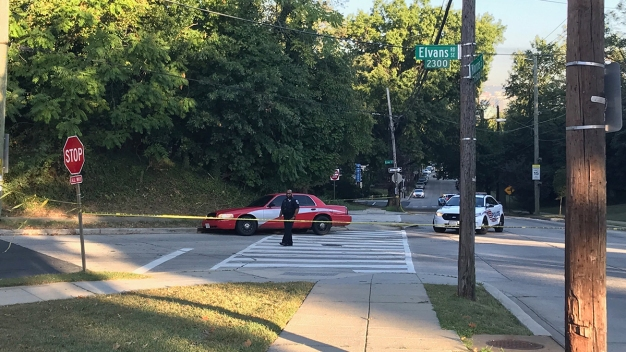 DC Police Exchange Gunfire With Suspect