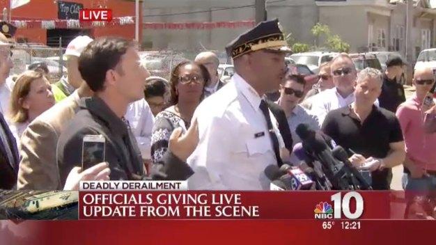 8th Body Found at Amtrak Crash