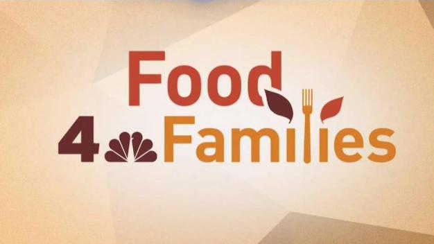 Food 4 Families: Donations Still Accepted