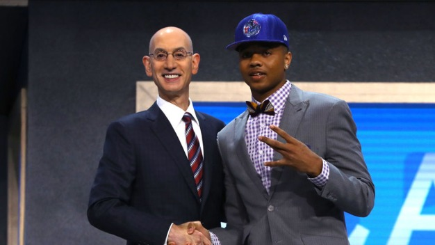 76ers Select Prince George's Native Fultz With No. 1 Pick