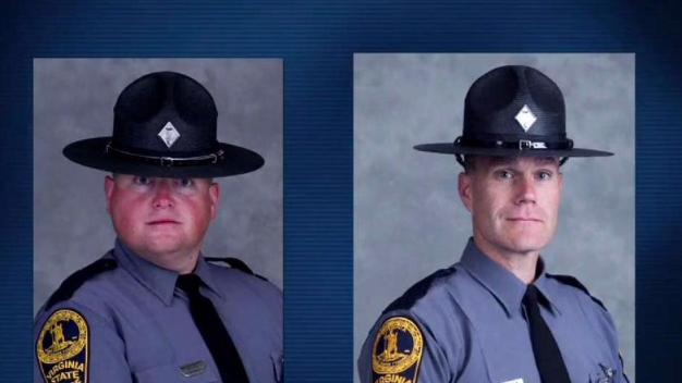 Funeral Held for Virginia State Trooper Killed Saturday