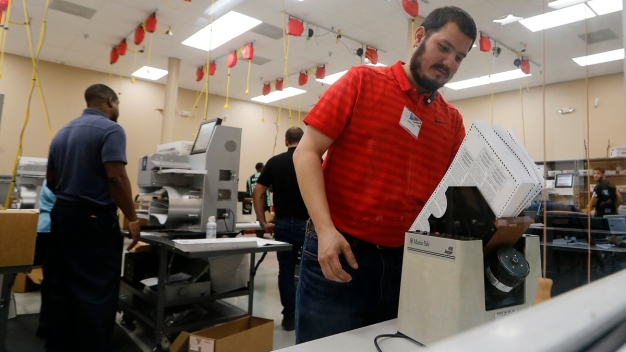 Miami-Dade Recount Done, Broward Continues Push to Finish