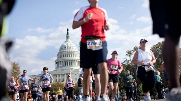 Marine Corps Marathon Lottery Opens to Runners on Wednesday