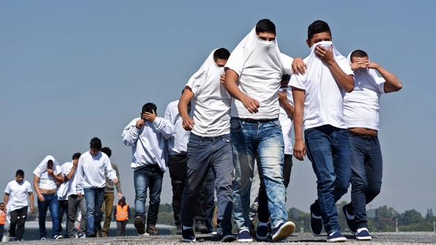 1st Honduran Returned to Guatemala Under US Asylum Accord