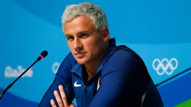 Lochte Nabs New Sponsor After Others Dump Him}