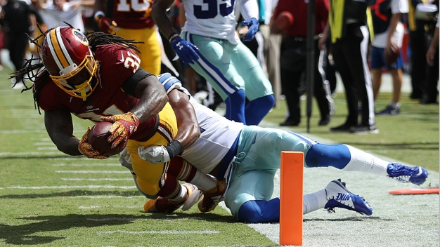 Redskins Lose to Cowboys 27-23