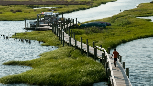 Island Center in Virginia to Close Due to Rising Sea Levels