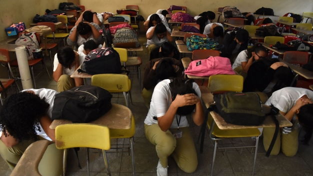 World's Largest Earthquake Drill to Help Millions Practice