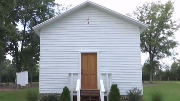Historic Ashburn School Opens to the Public
