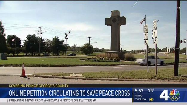 Keep the Peace Cross, Bladensburg Residents Say