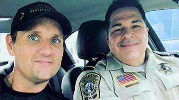 Hollywood Actor Moonlights as Virginia Sheriff's Deputy
