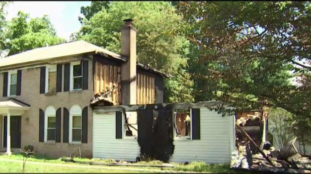 Potomac House Catches Fire Hours Before Wedding