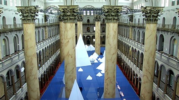 'ICEBERGS' Exhibit to Open at National Building Museum