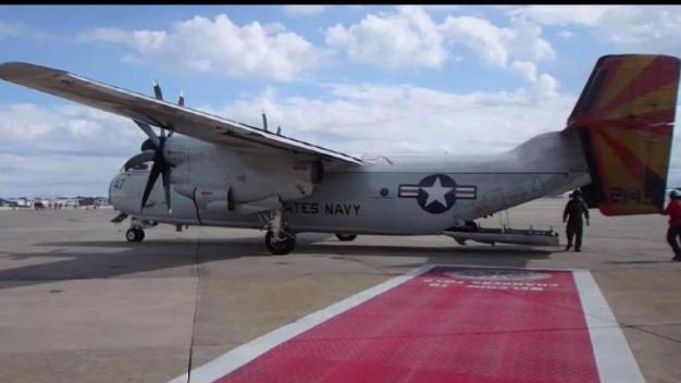 Insight Into Missing Navy Plane