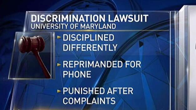 Lawsuit Accuses University of Maryland of Discrimination