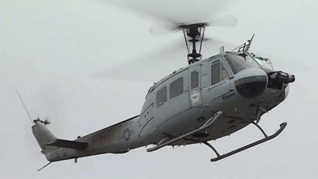 WATCH: Marines Test Fly Helicopters Without Pilots